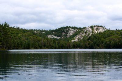 Nellie Lake Killarney Provincial Park